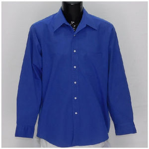 Van Heusen Shirts - *MEN* VAN HEUSEN, Button up Shirt, size Large